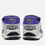 Кроссовки Puma XS850 Primary Pack White/Prism Violet фото- 3