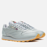 Кроссовки Reebok Classic Leather Tiger Camo Flat Grey/Black/Olive фото- 1
