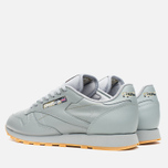 Кроссовки Reebok Classic Leather Tiger Camo Flat Grey/Black/Olive фото- 2