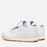 Кроссовки Reebok Classic Leather Tiger Camo White/Black/Warm Olive фото- 2