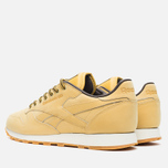 Кроссовки Reebok Classic Leather WP Wheat/Dark Brown фото- 2