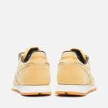 Кроссовки Reebok Classic Leather WP Wheat/Dark Brown фото- 3