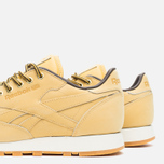 Кроссовки Reebok Classic Leather WP Wheat/Dark Brown фото- 5