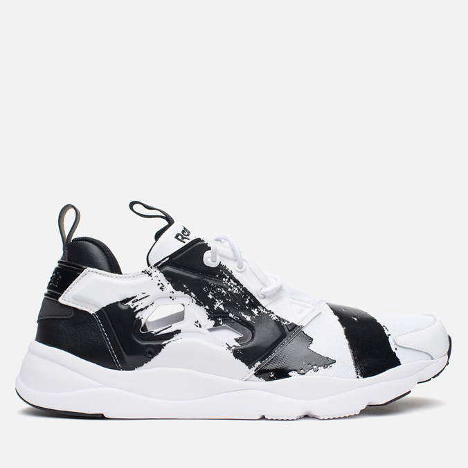 Reebok Furylite MCP Sneakers Black/White