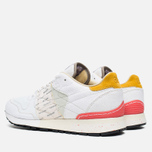 Мужские кроссовки Reebok x Garbstore Classic Leather 6000 White/Jadite/Coral фото- 2