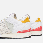 Мужские кроссовки Reebok x Garbstore Classic Leather 6000 White/Jadite/Coral фото- 7