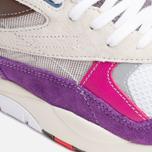 Мужские кроссовки Reebok x Garbstore Ventilator Supreme Extreme Purple/White/Pink фото- 7