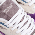 Мужские кроссовки Reebok x Garbstore Ventilator Supreme Extreme Purple/White/Pink фото- 6
