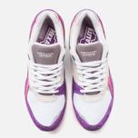 Мужские кроссовки Reebok x Garbstore Ventilator Supreme Extreme Purple/White/Pink фото- 4