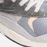 Мужские кроссовки Reebok x Garbstore Ventilator Supreme Flat Grey фото- 7