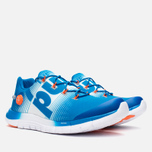 Мужские кроссовки Reebok ZPump Fusion Blue/White/Swag Orange фото- 1