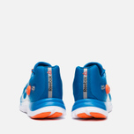 Мужские кроссовки Reebok ZPump Fusion Blue/White/Swag Orange фото- 3
