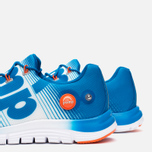 Мужские кроссовки Reebok ZPump Fusion Blue/White/Swag Orange фото- 5