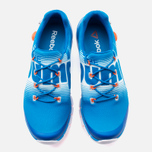 Мужские кроссовки Reebok ZPump Fusion Blue/White/Swag Orange фото- 4