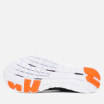 Мужские кроссовки Reebok ZPump Fusion White/Black/Swag Orange фото- 8