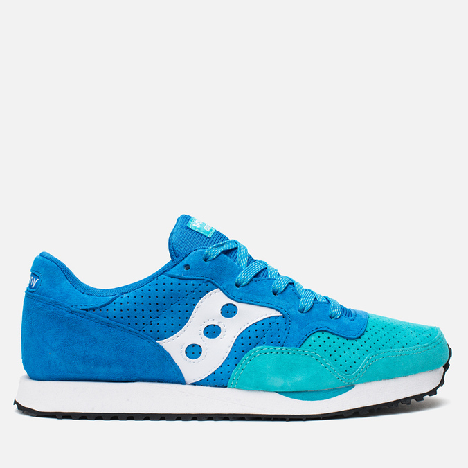 Мужские кроссовки Saucony DXN Trainer Bermuda Pack Blue/Teal