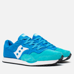 Мужские кроссовки Saucony DXN Trainer Bermuda Pack Blue/Teal фото- 1