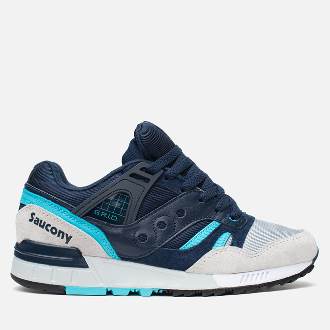 Мужские кроссовки Saucony Grid SD Games Pack Navy/Grey