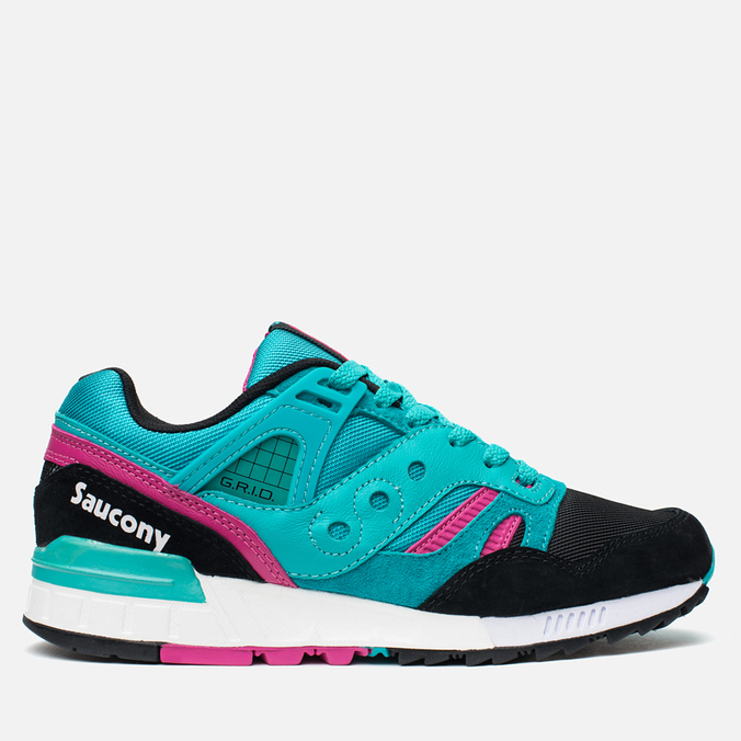Мужские кроссовки Saucony Grid SD Games Pack Teal/Black