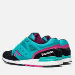 Мужские кроссовки Saucony Grid SD Games Pack Teal/Black фото- 2