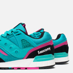 Мужские кроссовки Saucony Grid SD Games Pack Teal/Black фото- 5