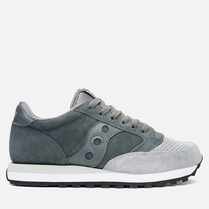 Мужские кроссовки Saucony Jazz O Premium Luxury Pack Charcoal/Gray