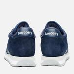Мужские кроссовки Saucony Jazz O Premium Luxury Pack Navy/Gray фото- 3