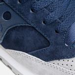 Мужские кроссовки Saucony Jazz O Premium Luxury Pack Navy/Gray фото- 7