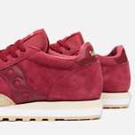 Мужские кроссовки Saucony Jazz O Premium Luxury Pack Red/Sand фото- 5