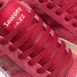 Saucony Jazz O Premium Luxury Pack Men's Sneakers Red/Sand photo- 6
