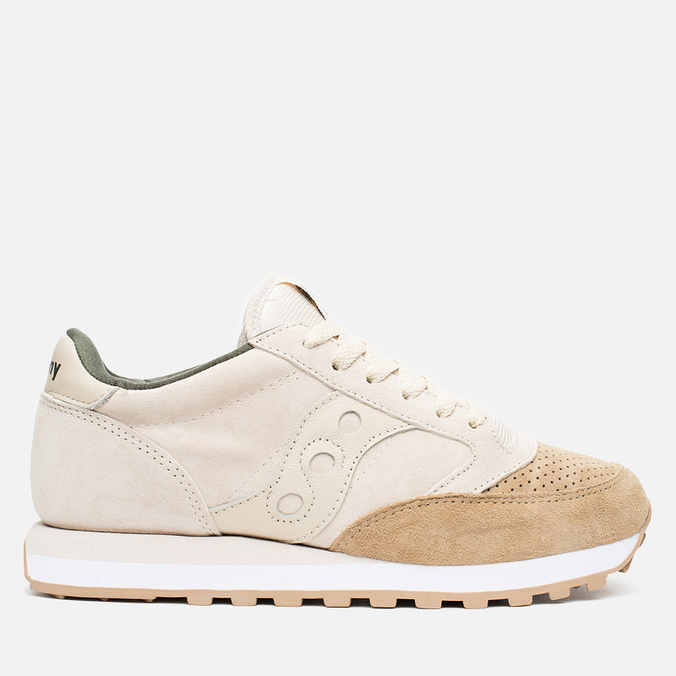 Мужские кроссовки Saucony Jazz O Premium Luxury Pack Sand/Tan