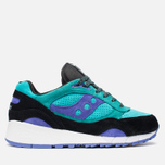 Мужские кроссовки Saucony Shadow 6000 Bermuda Pack Black/Green фото- 0