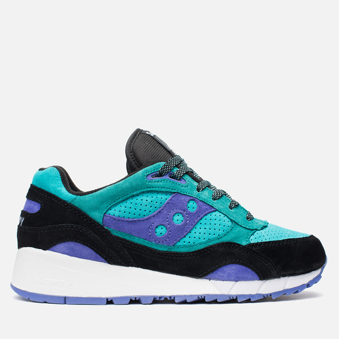 Мужские кроссовки Saucony Shadow 6000 Bermuda Pack Black/Green