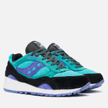 Мужские кроссовки Saucony Shadow 6000 Bermuda Pack Black/Green фото- 1