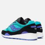 Мужские кроссовки Saucony Shadow 6000 Bermuda Pack Black/Green фото- 2