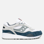 Кроссовки Saucony Shadow 6000 Running Man Pack White/Blue фото- 0