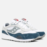 Кроссовки Saucony Shadow 6000 Running Man Pack White/Blue фото- 1