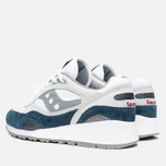 Кроссовки Saucony Shadow 6000 Running Man Pack White/Blue фото- 2