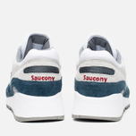 Кроссовки Saucony Shadow 6000 Running Man Pack White/Blue фото- 3