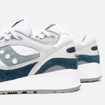 Кроссовки Saucony Shadow 6000 Running Man Pack White/Blue фото- 5