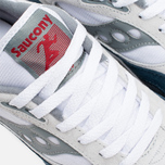 Кроссовки Saucony Shadow 6000 Running Man Pack White/Blue фото- 6
