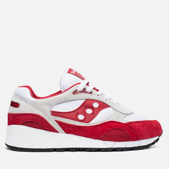 Кроссовки Saucony Shadow 6000 Running Man Pack White/Red