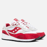 Кроссовки Saucony Shadow 6000 Running Man Pack White/Red фото- 1