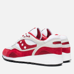 Кроссовки Saucony Shadow 6000 Running Man Pack White/Red фото- 2