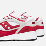 Кроссовки Saucony Shadow 6000 Running Man Pack White/Red фото- 5