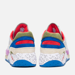 Мужские кроссовки Saucony x Bodega G9 Shadow 6 Pattern Recognition Grey/Purple фото- 3
