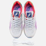 Мужские кроссовки Saucony x Bodega G9 Shadow 6 Pattern Recognition Grey/Purple фото- 4