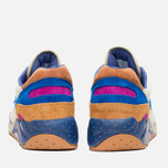 Мужские кроссовки Saucony x Bodega G9 Shadow 6 Pattern Recognition Light Tan/Blue фото- 3