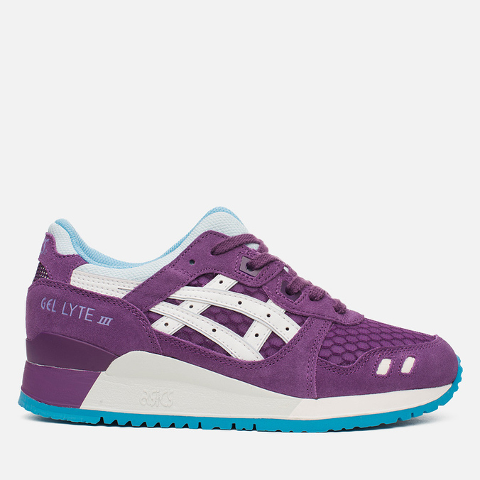 Женские кроссовки ASICS Gel-Lyte III Purple/White