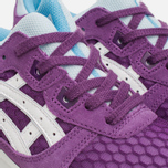 Женские кроссовки ASICS Gel-Lyte III Purple/White фото- 7